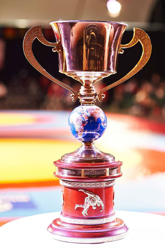 Presidents Cup – International Sambo Tournament