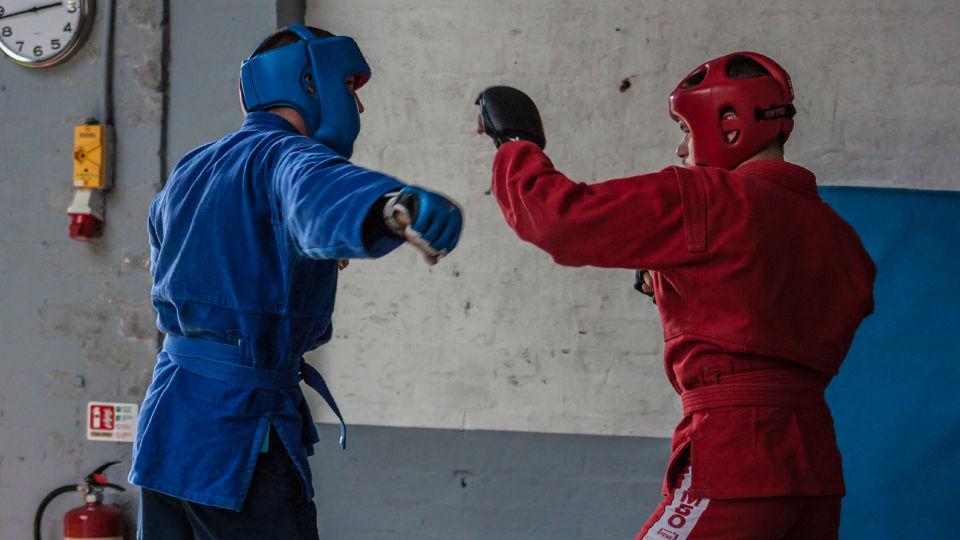 Sport and Combat Sambo Class